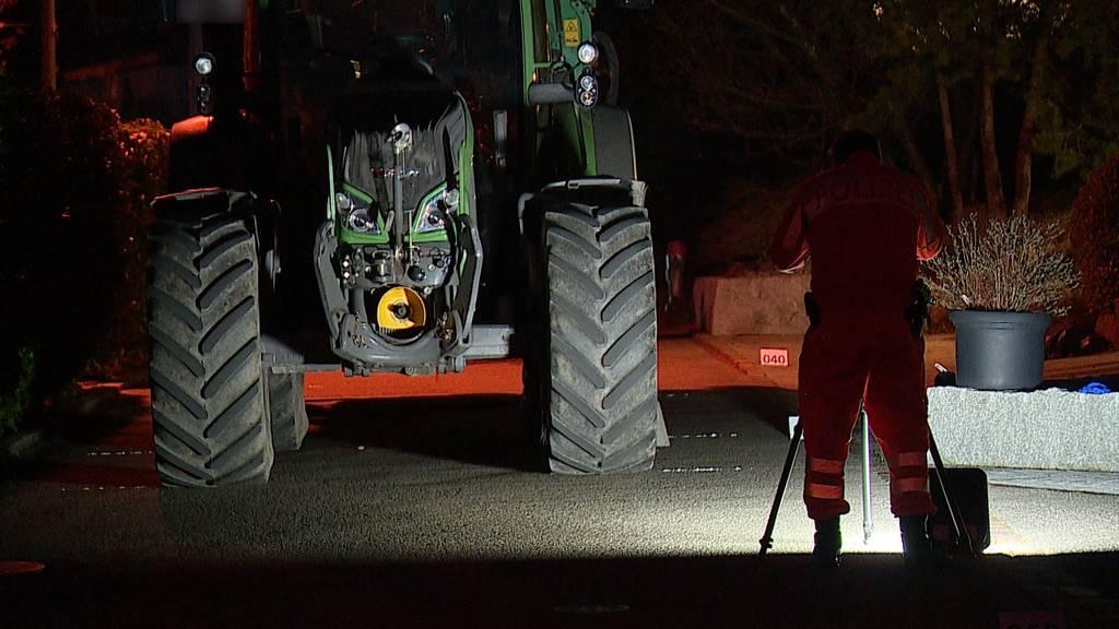 Von Anhänger überrollt: E-Bike-Fahrerin in Regensdorf verstorben