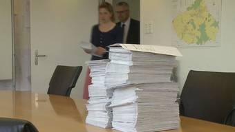 In Oberwil-Lieli findet dieses Wochenende die Abstimmung über die möglichen Asylbewerber statt. Die Stimmbeteiligung ist bereits jetzt immens.