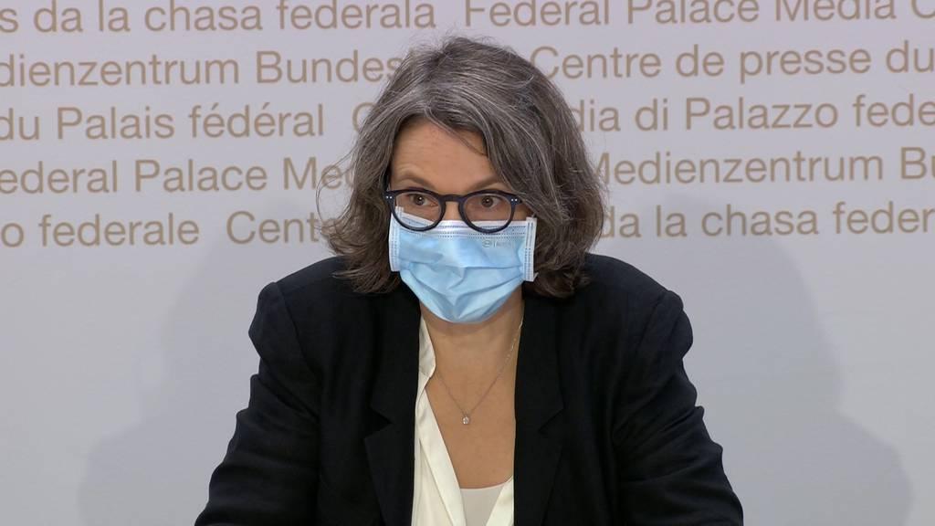 Anne Lévy: «Wir werden das Impfziel erreichen»