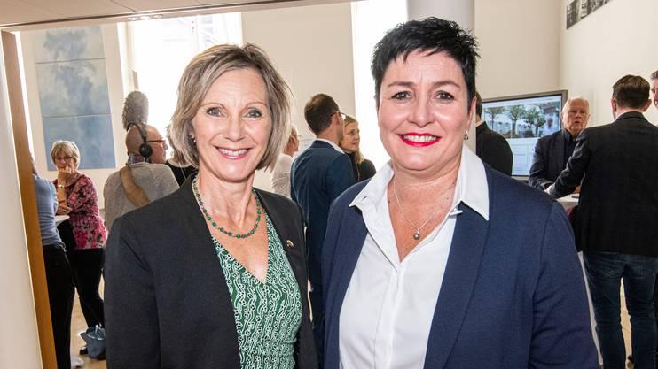 Maya Graf und Daniela Schneeberger: Wer schaffts ins Stöckli?