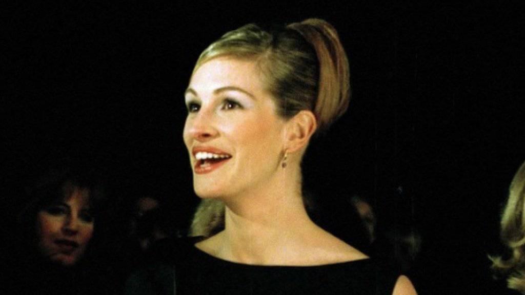 Julia Roberts fühlt sich reif für Lady-Rollen (Archiv).