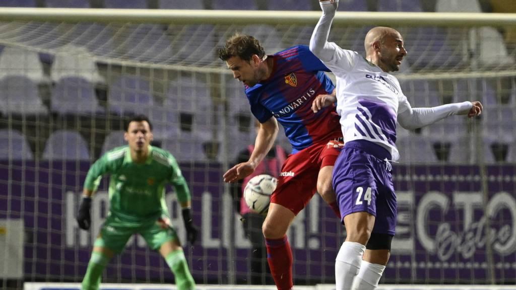 Basel auf gutem Weg in die letzte Runde