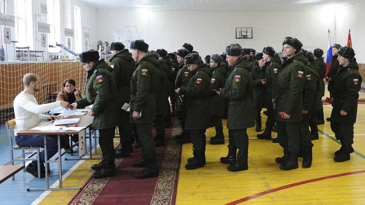 In Russland sind Wahlresultate selten eine Überraschung. Doch es gibt sie, wie ein aktuelles Beispiel zeigt. Symbolbild.