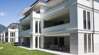 Teure Eingentumswohnungen: Es braucht im Schnitt mehr als fünf Jahreseinkommen für einen Kauf. (Symbolbild)