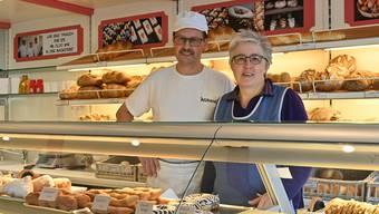 Sie freuen sich auf die Nordland-Reise im Sommer: Susanne und Thomas Leuenberger verlassen in ein paar Monaten ihre Backstube für immer.