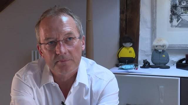 Interview mit Fredy Bickel