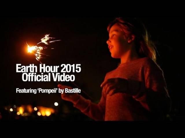 Das offizielle Video zur Earth Hour 2015