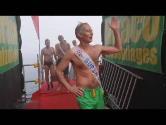 Schwimmen für Hartgesottene: Coup de Noële in Genf