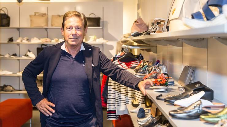 Ueli Ammann hat «Nuovo Style» vor 50 Jahren gegründet.