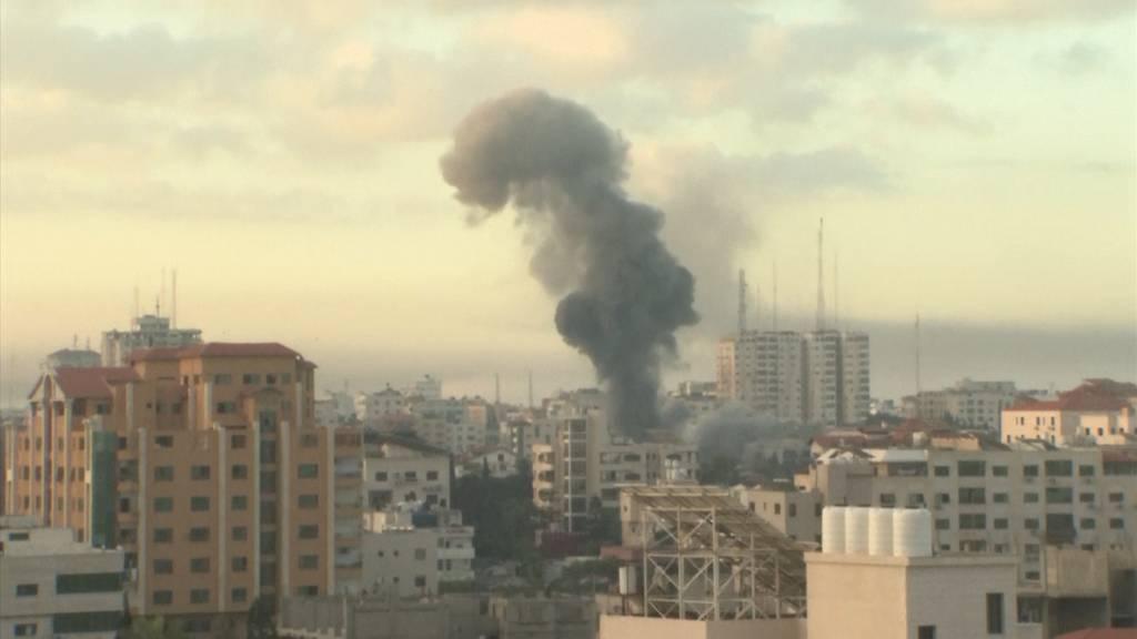 Erneute Angriffe im Gaza-Konflikt: Biden plädiert für Waffenruhe
