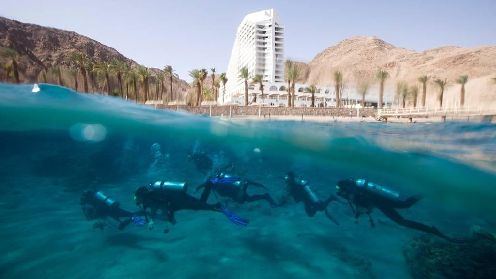 Eilat - die Perle am Roten Meer