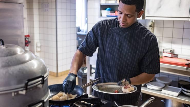 Traditionelle, chinesische Speisen werden im «Goji» mit der experimentellen, europäischen Küche gemischt.