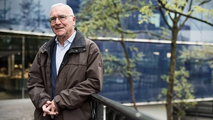 Laut CVP-Kandidat Martin Oberholzer geht es der CVP um den Machtgewinn, und nicht um konstruktive bürgerliche Zusammenarbeit.  Roland Schmid