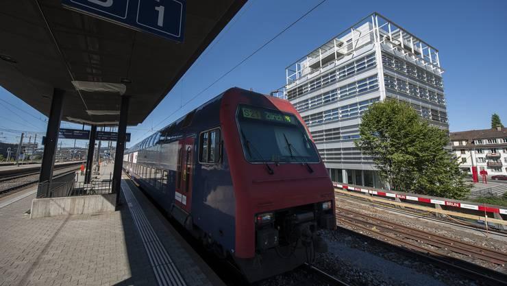 Mit der Verwirklichung des Mega-Tunnels erhält auch die gewünschte S-Bahnhaltestelle Silbern mehr Aufschwung (Symbolbild)