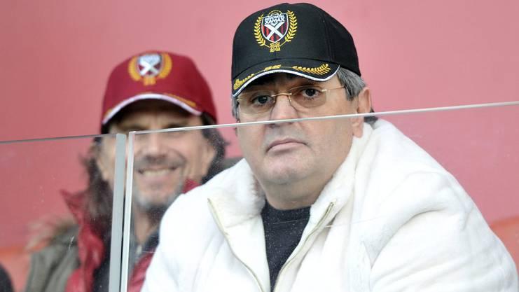 Bulat Tschagajew ist für den schlimmsten Tag in Nuzzolos Karriere verantwortlich.