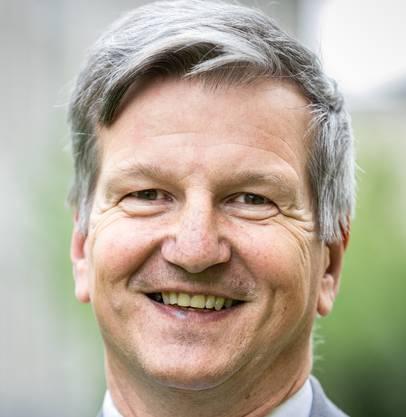 Bruno Lustenberger.