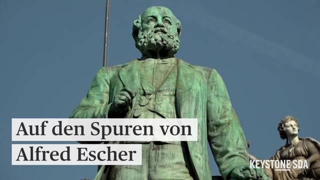 Auf den Spuren von Alfred Escher