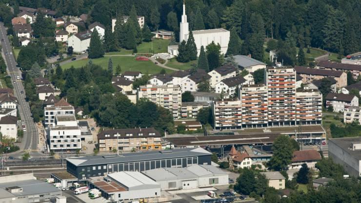 In Rom wird am Sonntag ein Mormonen-Tempel eingeweiht. Bisher war der Mormonen-Tempel in Zollikofen bei Bern der nächstgelegene Tempel für die italienischen Mormonen. (Archivbild)