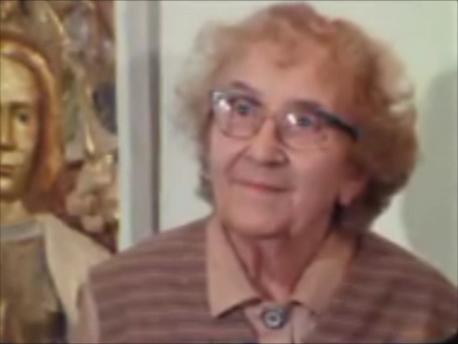 IRMA RUSSO - Giudici im Jahr 1979 (80 Jahre alt)
