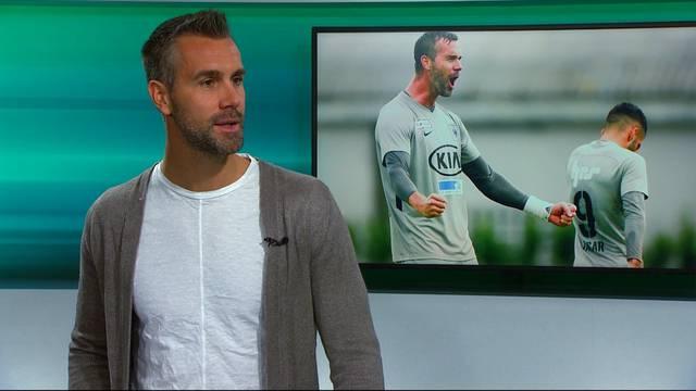 FCA-Stürmer Stefan Maierhofer: «Über eine Vertragsverlängerung können wir reden»