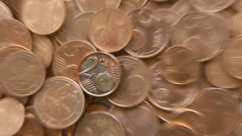 Belgien will weniger Münz: Geschäfte müssen Euro-Wechselgeld auf fünf Cent auf- oder abrunden. (Symbolbild)