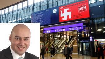 David Sassan Müller – Rechtsanwalt und juristischer Berater bei der Aargauischen Industrie- und Handelskammer