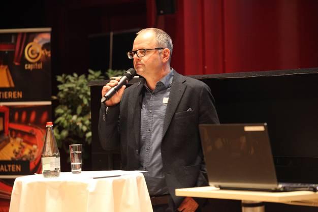 Co-Präsident Jäggi: «Wir wollen das Geld nicht horten.»