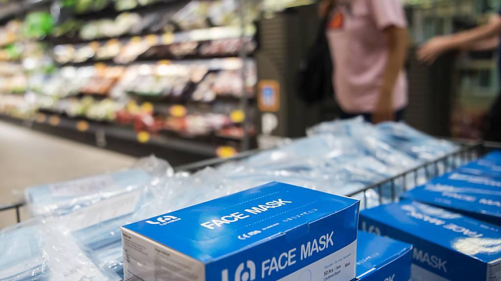 Bedürftige sollen Masken gratis erhalten