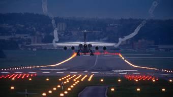 Flughafen Zürich Fluglärm (Symbolbild)