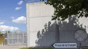 Das Gefängnis in Orbe VD braucht einen neuen Direktor (Archiv)