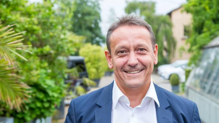 André Bender (SVP) Gemeindepräsident Oberengstringen: «Wir haben zwar Fehler gemacht. Aber auch der Kanton hat Fehler gemacht.»