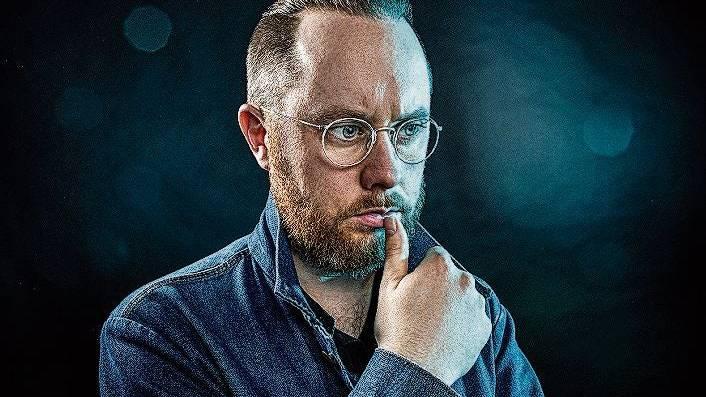 Jürg Halter, 39, ist Schriftsteller und Spoken-Word- Artist. Früher war er bekannt als Rapper Kutti MC.