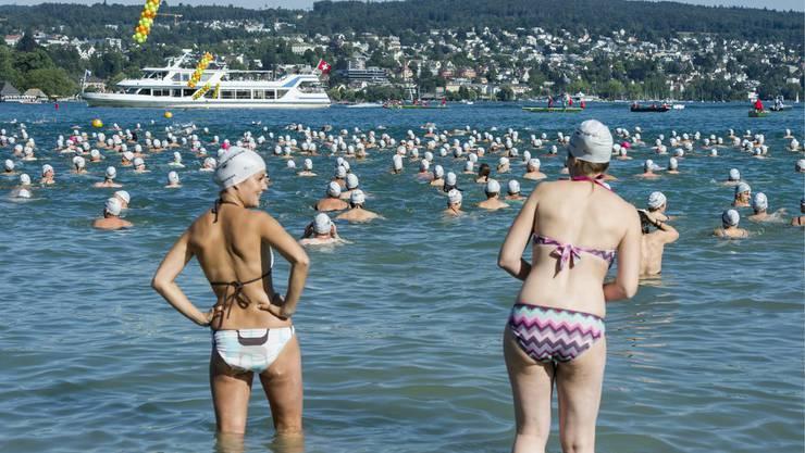 Die diesjährige Seeüberquerung wird vom 4. Juli auf den 11. Juli verschoben.