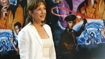 Christine Kaufmann ist glücklicher Single (Archiv)