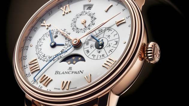 Die Armbanduhr von Blancpain hat das Revival erfolgreich geschafft