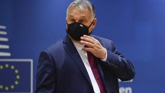 Im Widerstands-Modus: Ungarns Ministerpräsident Viktor Orban.