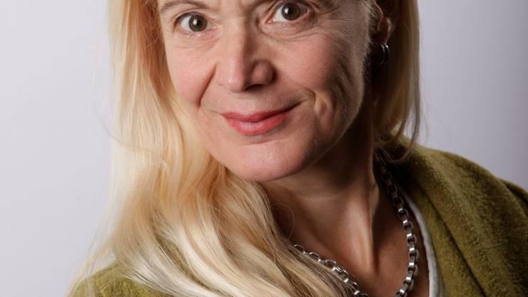 Ausgezeichnet: AZ-Kulturchefin Sabine Altorfer (Raphael Hünerfauth)