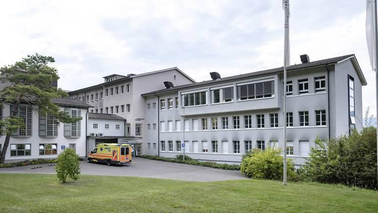 Die letzten Patienten sind weg: Am 1. Januar 2021 wird im Spital Laufen ein Gesundheitszentrum eröffnet. Dieses soll später in einen Neubau ziehen.