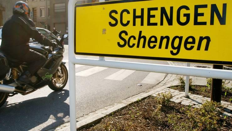 Im luxemburgischen Dorf Schengen erinnert ein Europamuseum an das Schengener Abkommen - und in diesem Museum ist eine Zwischendecke eingestürzt. (Symbolbild)