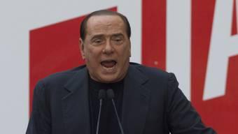 Sein Schutz war ihm offenbar viel Wert: Silvio Berlusconi (Archiv)