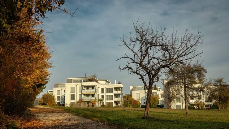 In Rütihof befindet sich einer der möglichen Standorte für eine kantonale Asylunterkunft.