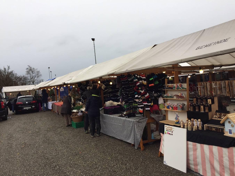 Der Weihnachtsmarkt Goldach kann stattfinden.