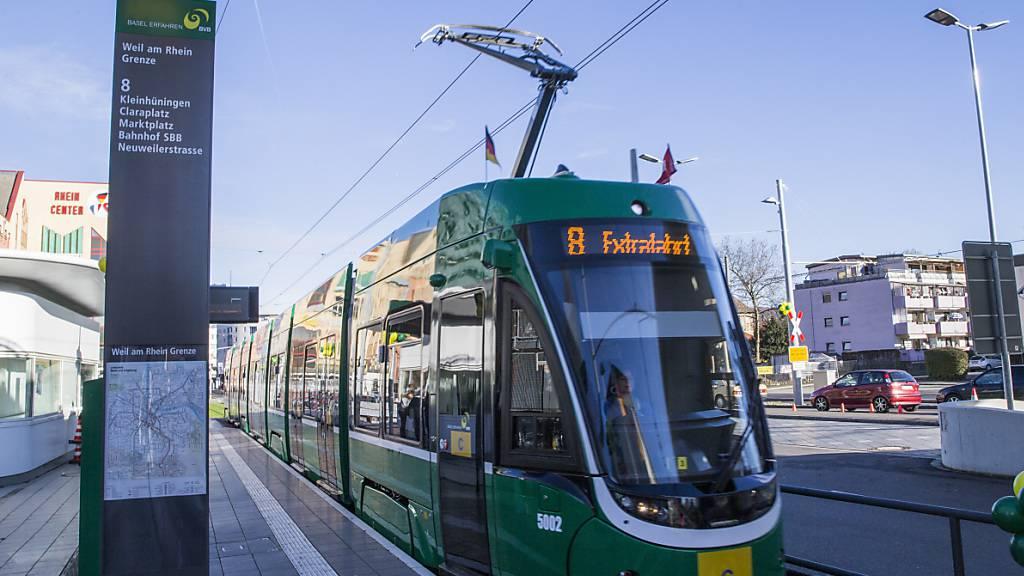 Tödlicher Unfall mit Tram der Basler Verkehrsbetriebe