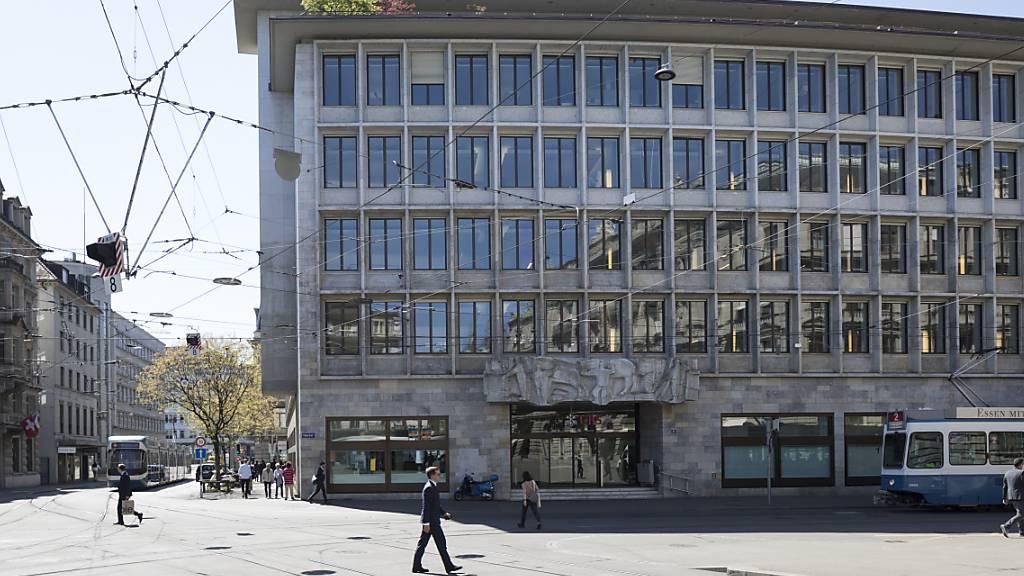 UBS verdient im dritten Quartal deutlich mehr. (Archivbild)