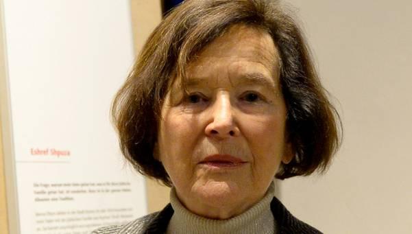 Elisabeth Kopp wurde 1984 die erste Bundesrätin der Schweiz.