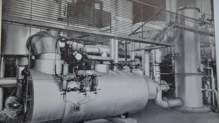 Gaswerk Wohlen