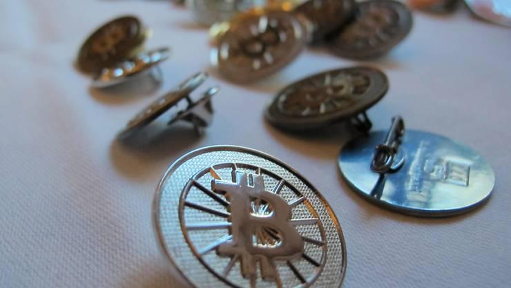 """""""Anleger reissen sich zur Stunde um Bitcoin, als gäbe es kein Morgen mehr"""", sagt ein Marktbeobachter. (Symbolbild)"""