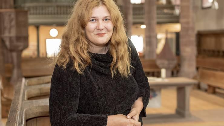 Interview mit Pfarrerin Christine Dietrich, Mittwoch, 11.9. 15 Uhr Sakristei Theodorskirche