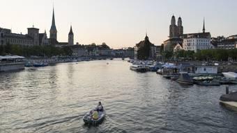Die Stadt Zürich wird gemäss der neuen Bevölkerungsstatistik jünger.