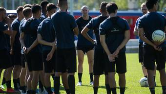 Die Spieler des FC Chiasso müssen sich an einen neuen Trainer gewöhnen